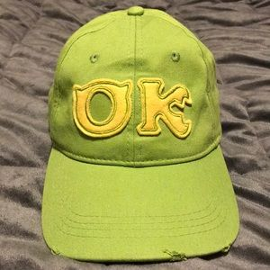 Disney Parks Oozma Kappa (Monsters U) Snapback Hat